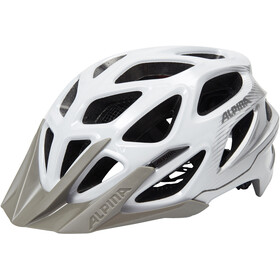 Alpina Mythos 3.0 Casque, white-silver